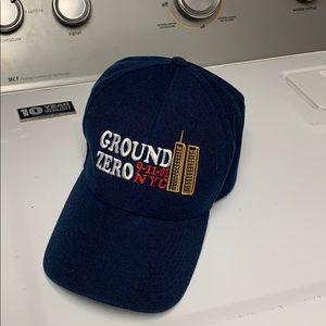 Official Ground Zero NYC cap
